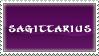 Western Zodiac-Sagittarius I by InfiniteIterations