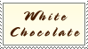 Foodie Stamp-White Chocolate by InfiniteIterations