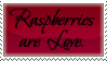 Raspberry Stamp by InfiniteIterations