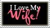 Love and Commitment Stamp 2 by InfiniteIterations