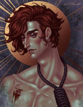XII The Hanged Man - Julian Devorak