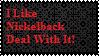 Nickelback by crimsonsaphire