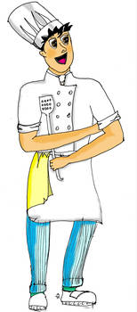 cuisinier manga