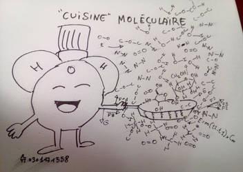 20170103 Cuisine moleculaire