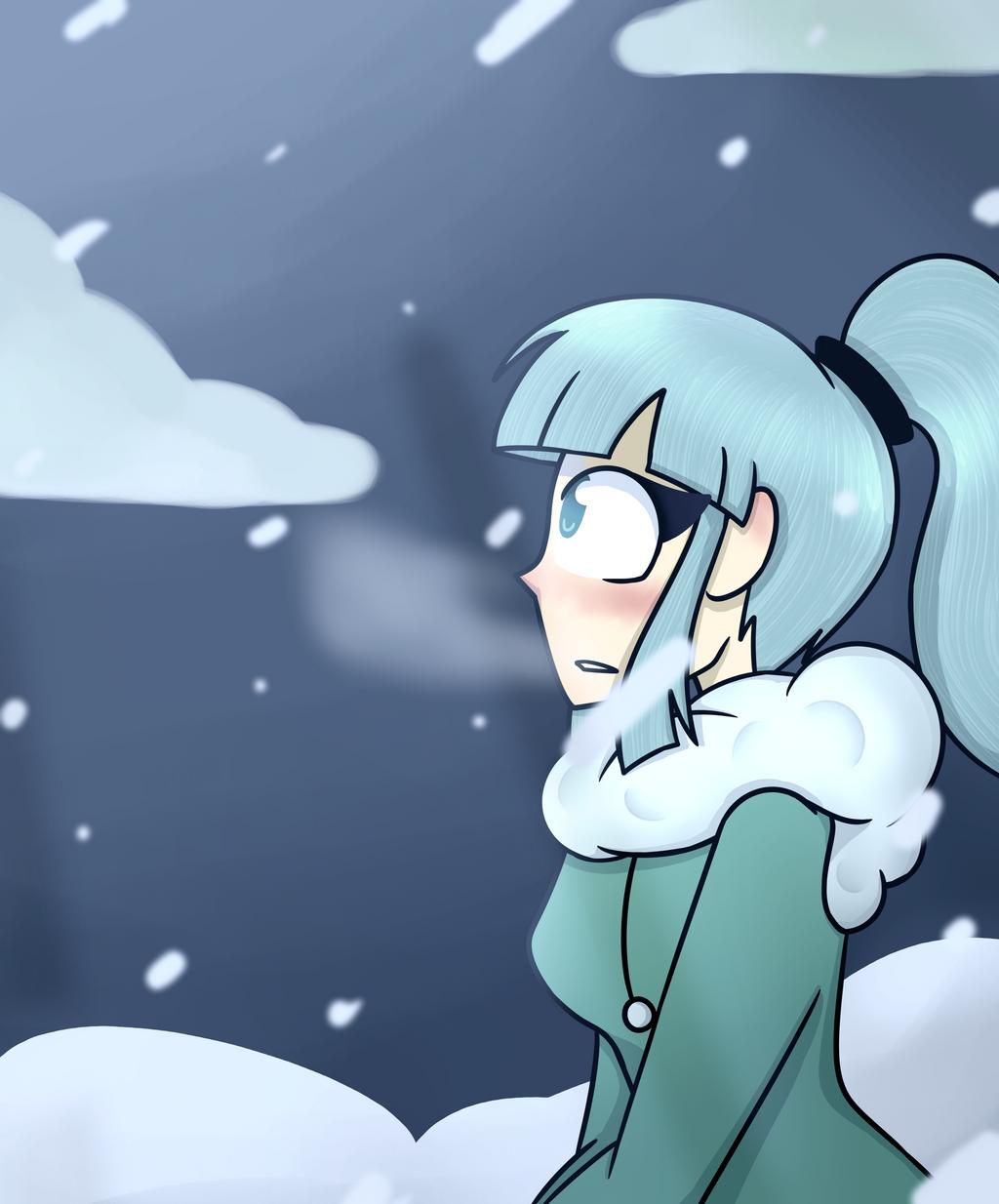 Winter by LoveMe2346
