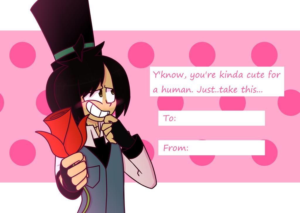 Brax Valentine by LoveMe2346