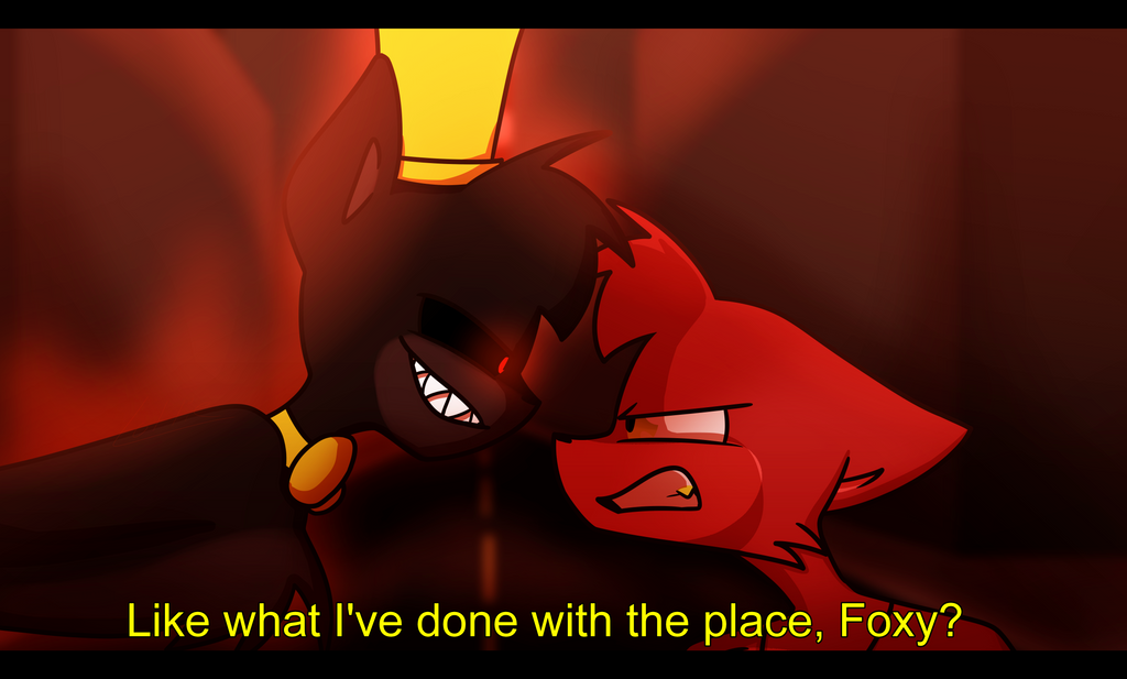 Like What I've Done To The Place [Fake Screenshot] by LoveMe2346