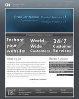 Random company website by olivierxsessive