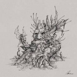 Treefolk and faerie