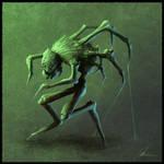Arachnid Pedestrian