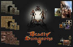 Deadly Dungeons Game Assets