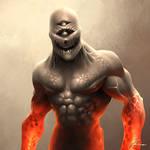 Cyclopean Demon