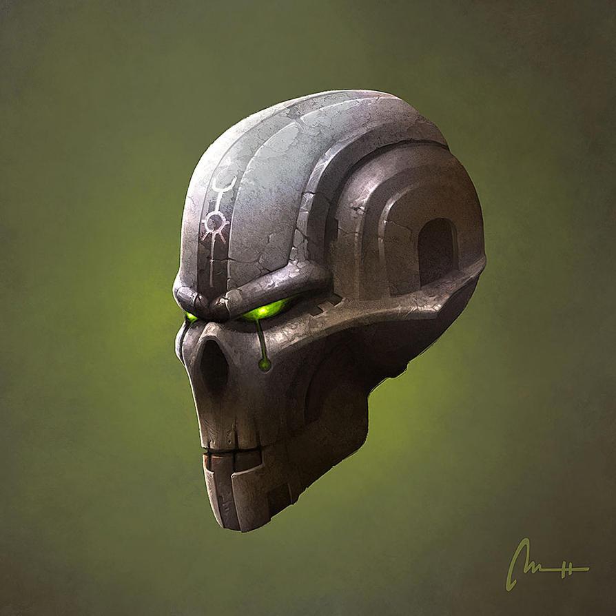 Necron by Dreamphaser