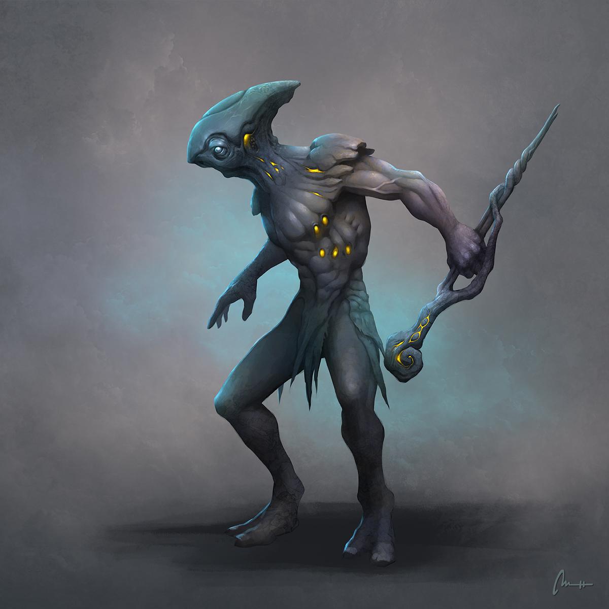 Some Alien