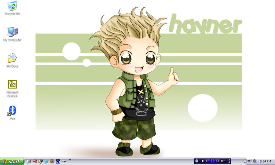 Hayner Desktop +update+