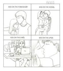 Kiss Meme 2010