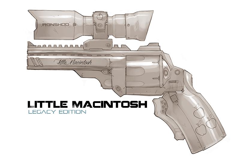 Little Macintosh by Legacy350
