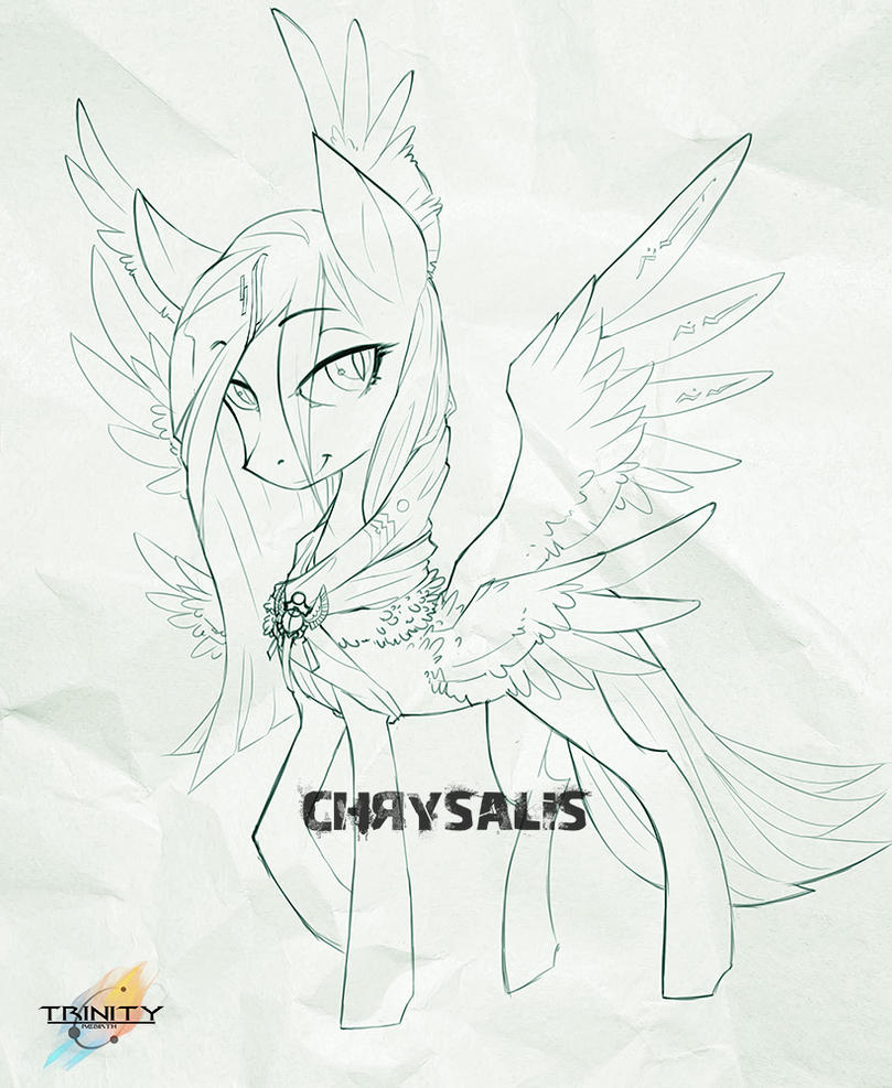 Chrysalis ?! by Legacy350
