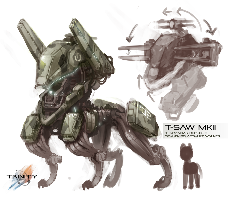 T-SAW MKII by Legacy350