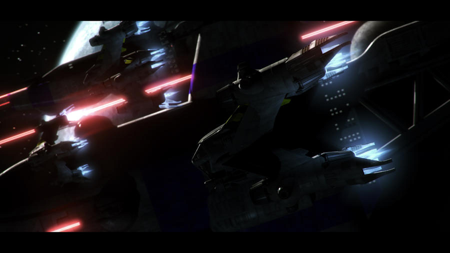 Starfury by ScorpioCGI