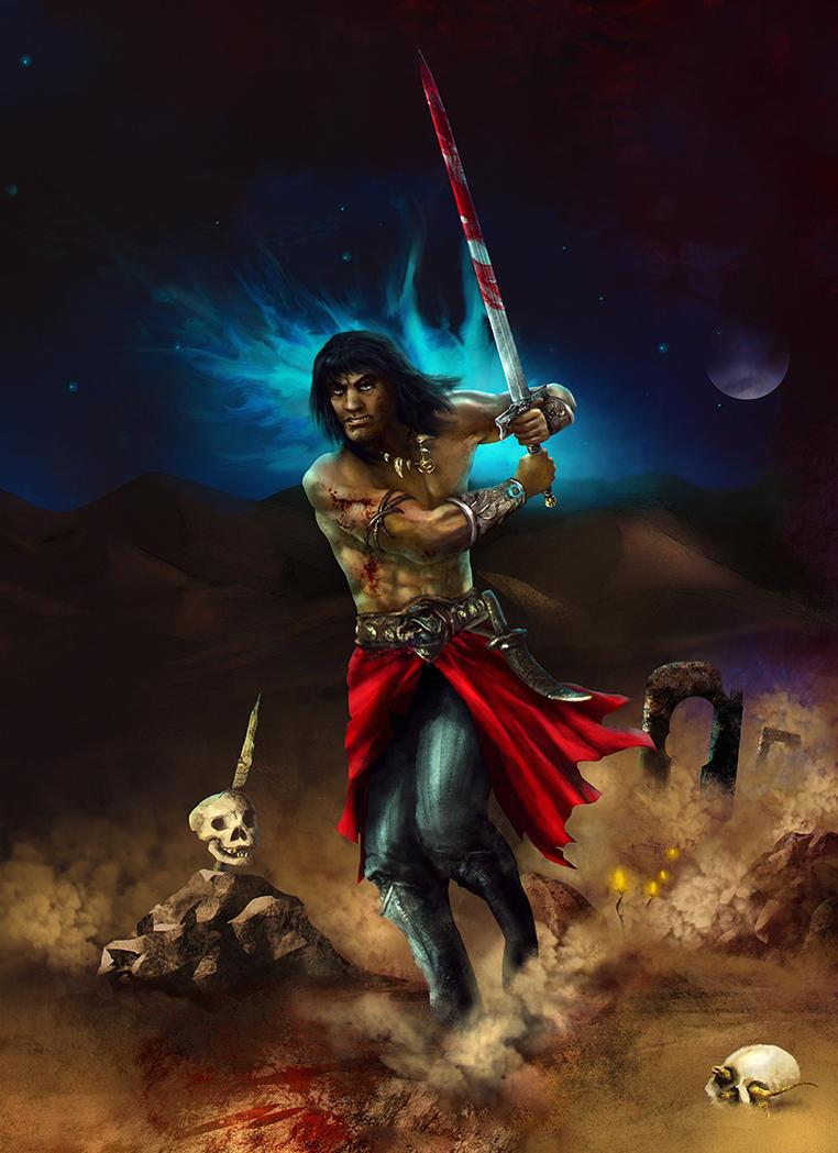 Conan - Acheronska dyka by Redface