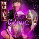 +Blend Selena Gomez Purple+