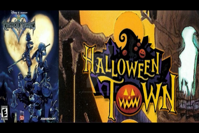 hollween town by steven089000
