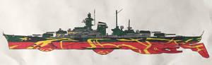 Fleet of Fog Tirpitz