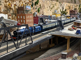 Princess Marie Louise on the Club Layout