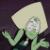 Happy Shrug - Peridot