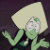 Happy Shrug - Peridot