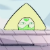 Peeking Peridot Emoticon