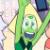 Overjoyed Peridot Emoticon