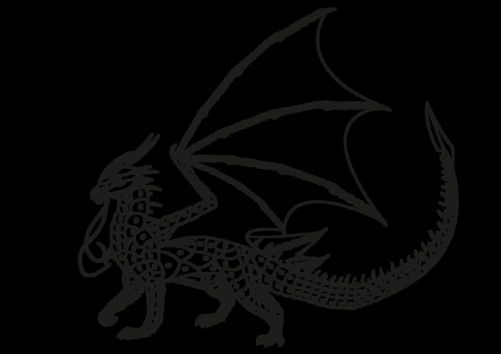 Metal Plate Dragoness by Kyuubidragon91