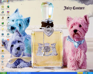 My Wallpaper- Juicy Couture by Asako-Chan