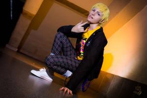 Ryuji Sakamoto - Persona 5 - Cosplay by Aagguss