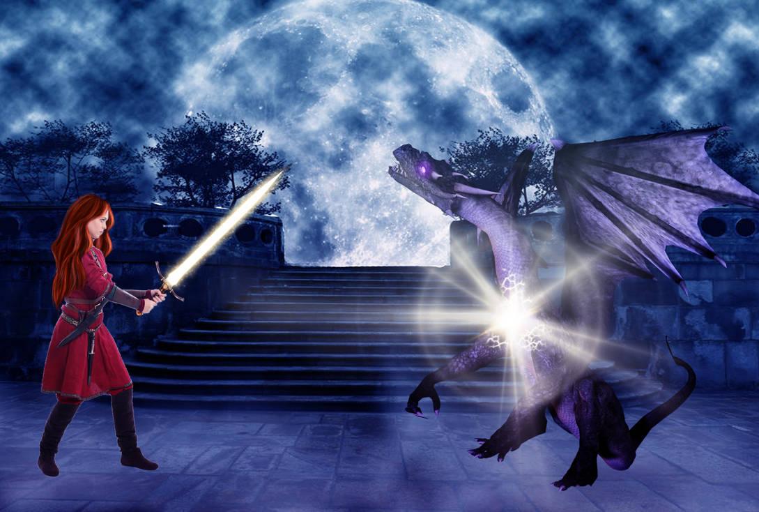 Alanna's Holy Sword