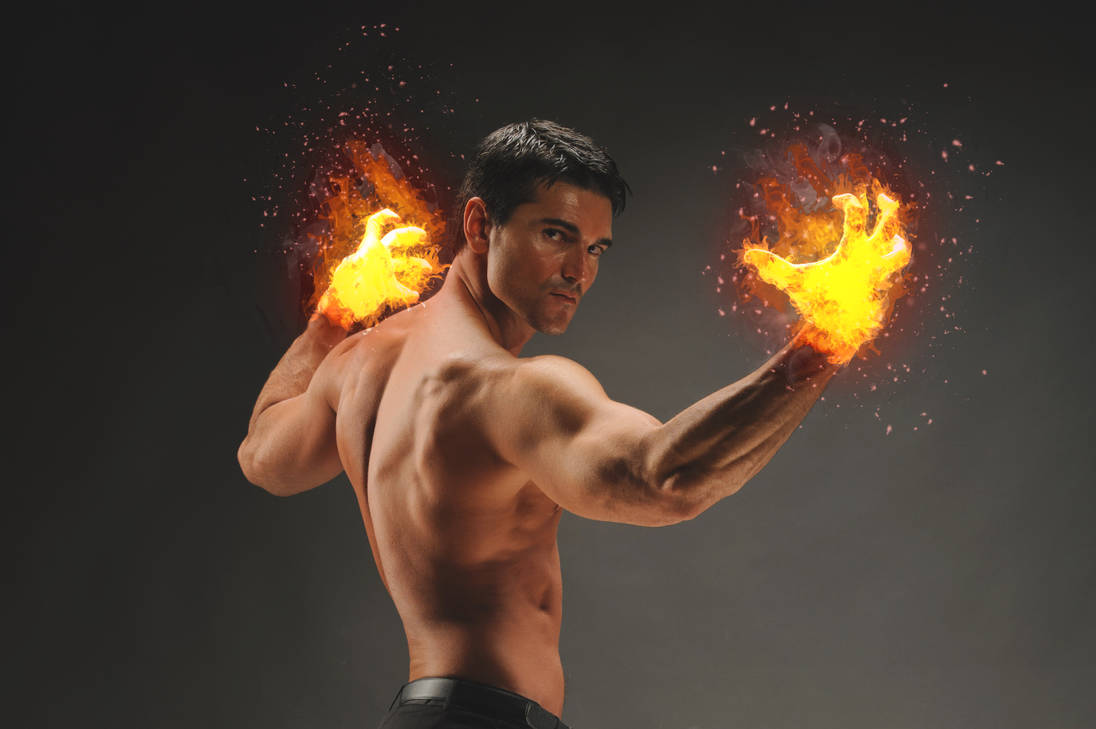 My Fire Effect