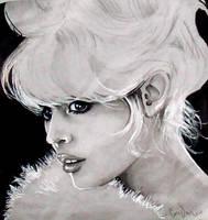 Mrs Bardot by kc-Me