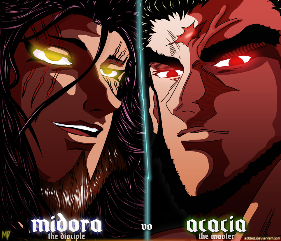Gorr The God Butcher Vs Team Toriko & DBZ