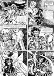 Saint Seiya #044 - The duty of a Knight