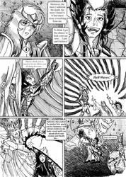 Saint Seiya #045 - The duty of a Knight