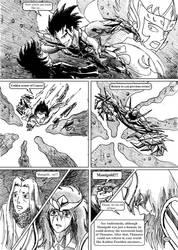 Saint Seiya #046 - The duty of a Knight
