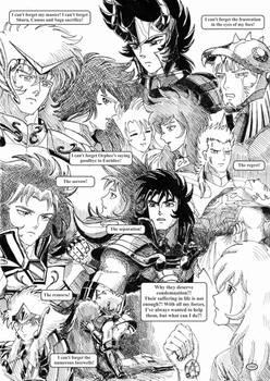 Saint Seiya #048 - The duty of a Knight