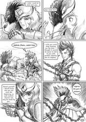 Saint Seiya #049 - The duty of a Knight