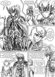 Saint Seiya #050 - The Hypnos plot