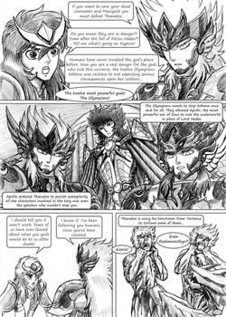 Saint Seiya #051 - The Hypnos plot