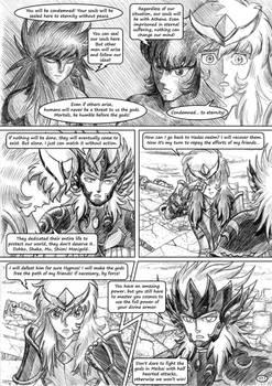 Saint Seiya #053 - The Hypnos plot