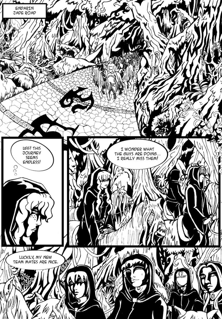 The Dark Artifact - Chapter 2 Pag. 30 by Enoa79