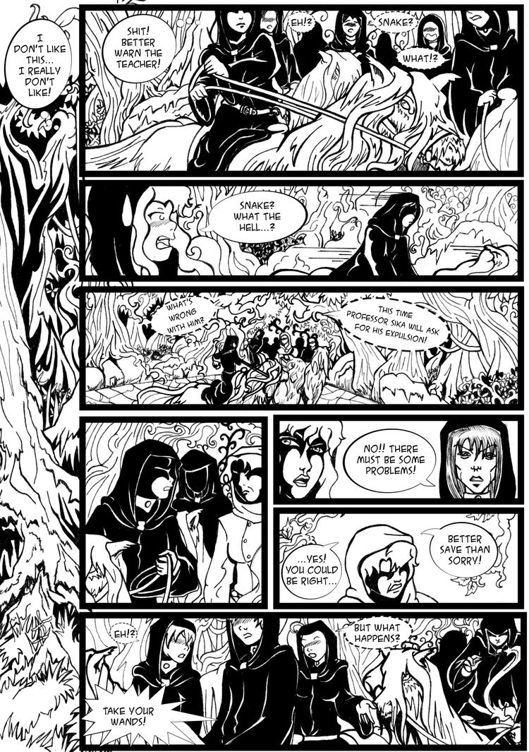 The Dark Artifact - Chapter 2 Pag. 32 by Enoa79